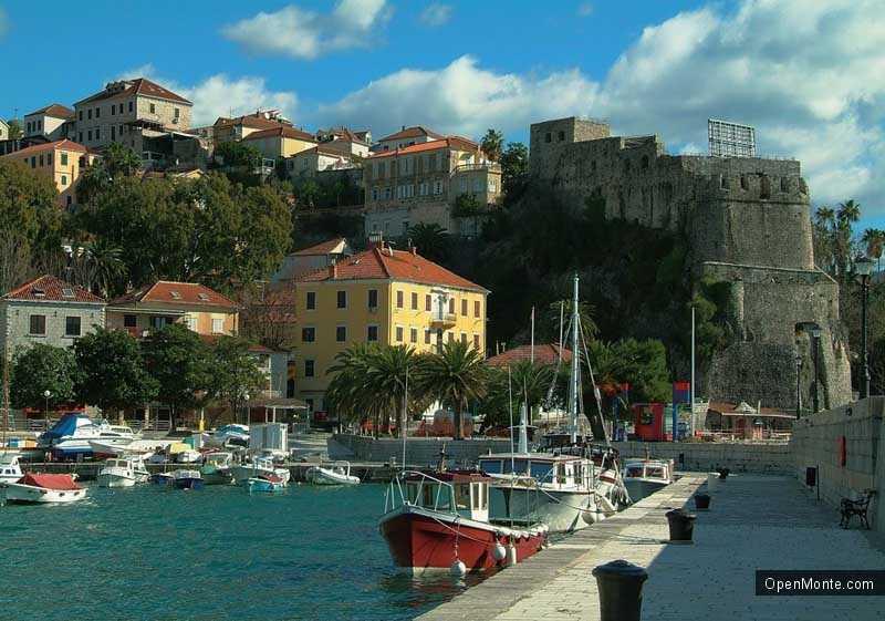 Проживание в Черногории: Города Черногории: ассоциативный портрет