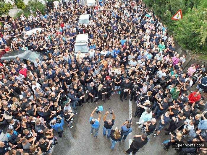 Новости Черногории: Власти Херцег Нови запретили мирную акцию протеста