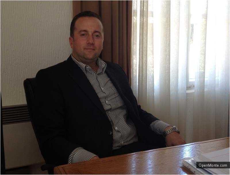 Люди Черногории: Деян Медоевич: «В моих планах за четыре года выполнить избирательную программу»