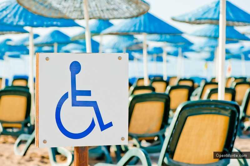 Новости Черногории: В Черногории открылись четыре пляжа, приспособленных для лиц с инвалидностью