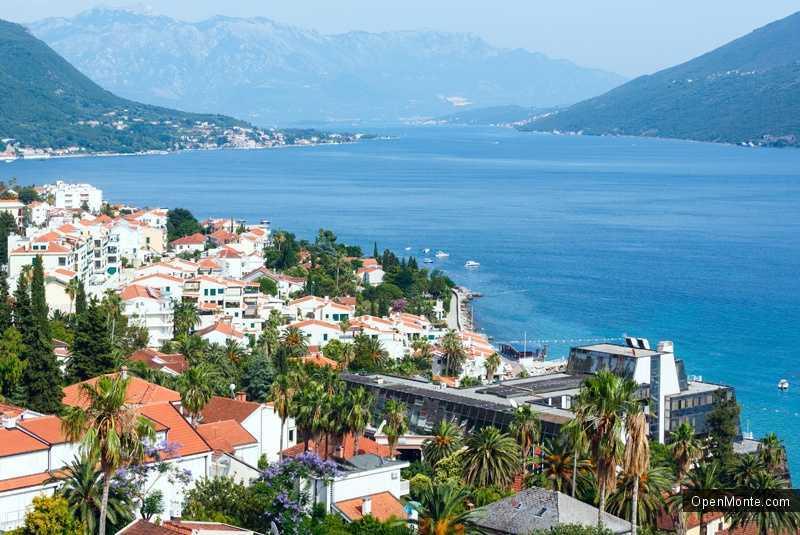 Новости Черногории: Герцегновская ривьера: число туристов уменьшилось по сравнению с 2013 годом