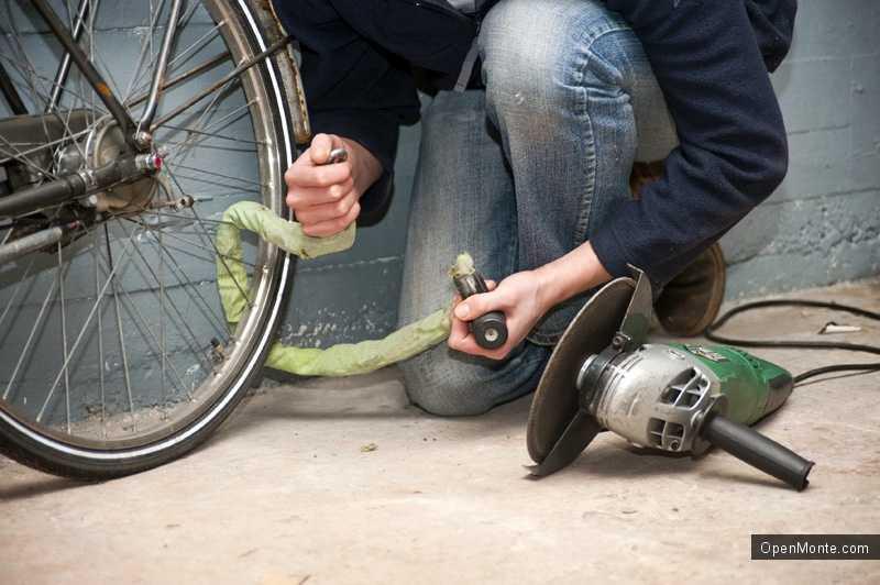 Новости Черногории: В Баре промышляют велосипедные воры