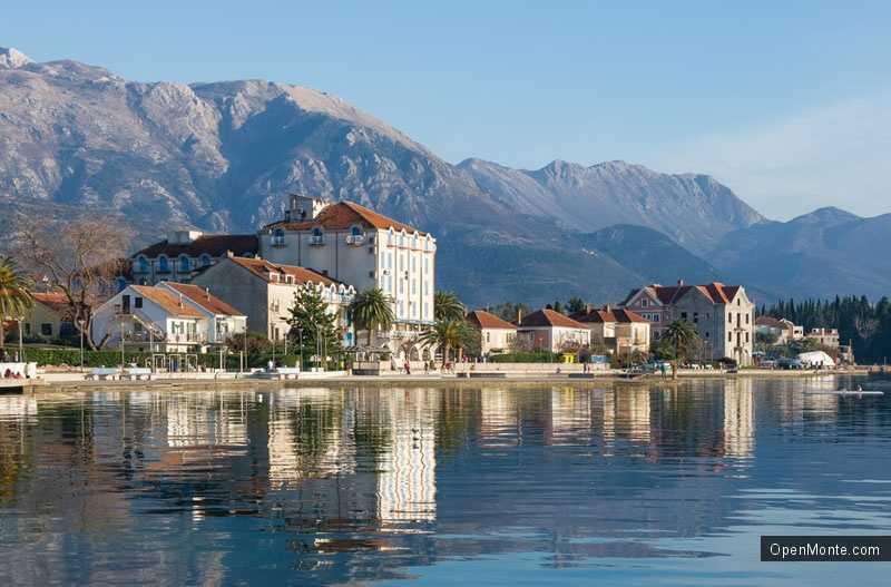 Новости Черногории: Набережная Тивата не будет отремонтирована в срок