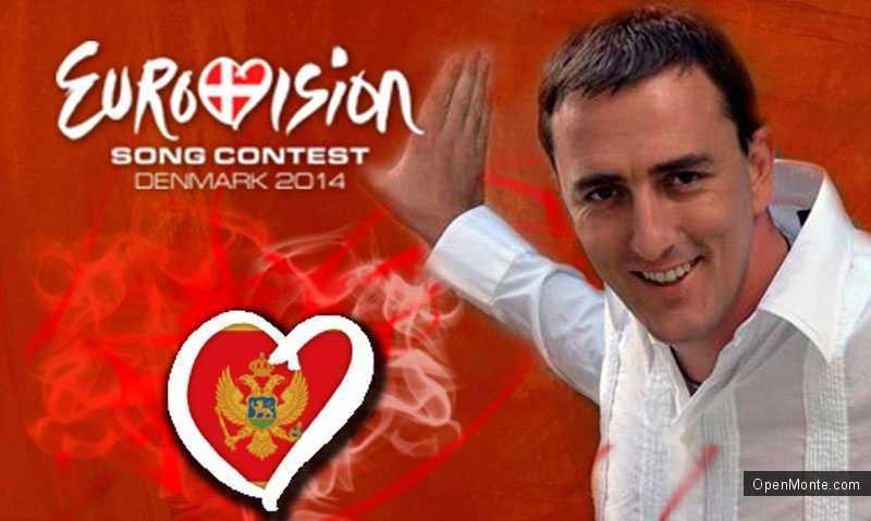 Новости Черногории: Сергей Четкович, представитель Черногории на Евровидении, прошел в финал
