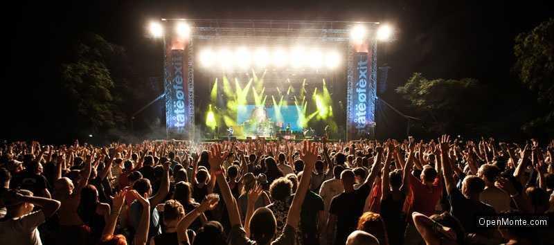 Новости Черногории: Черногория готовится принимать музыкальный фестиваль Exit