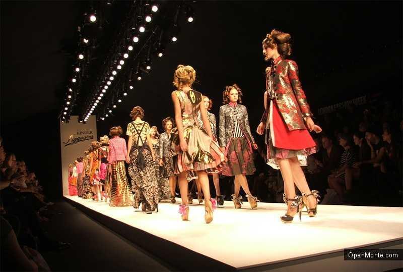 Новости Черногории: Неделя моды в Черногории пройдет с 16 по 22 апреля