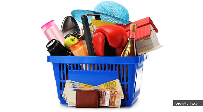 Новости Черногории: Между средней зарплатой и стоимостью потребительской корзины в Черногории разница в 312,7 евро