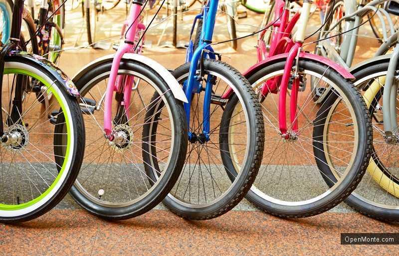 Новости Черногории: Скоро в Подгорице появятся парковки для велосипедов