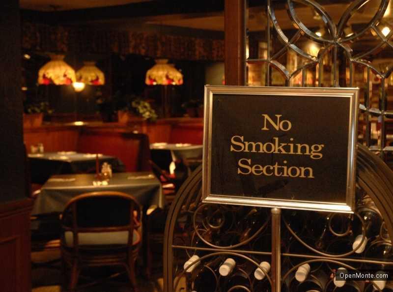 Новости Черногории: О Черногории: Черногория борется с курильщиками: значительно увеличен налог на зону для курения в ресторанах