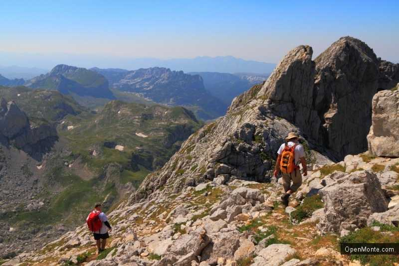 Новости Черногории: Черногорию назвали раем для любителей активного туризма