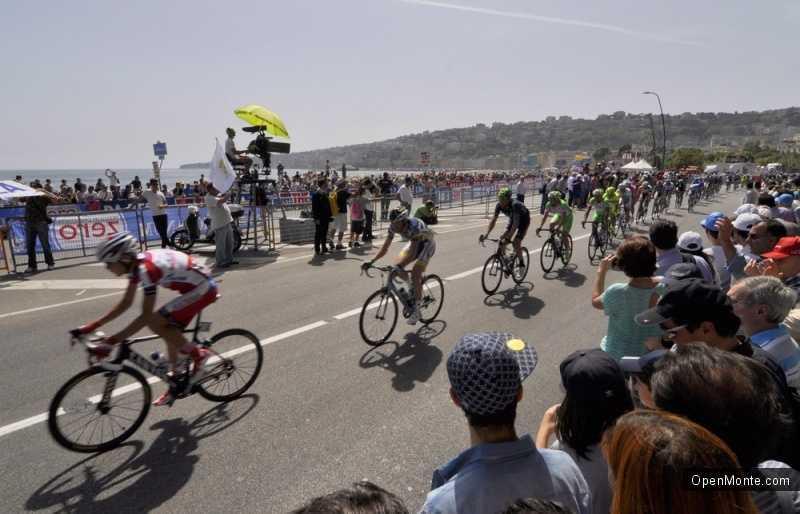 Новости Черногории: Примет ли Черногория у себя велогонку Giro d' Italia?