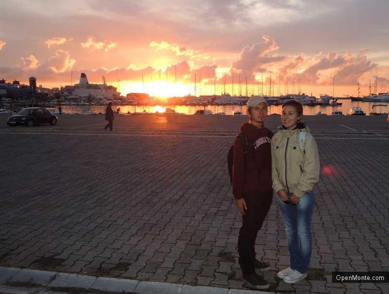 Люди Черногории: Алена и Павел: «Каждый может позволить себе счастье, нужно только сделать шаг к нему!»
