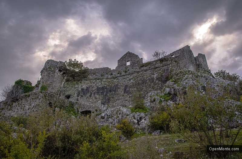 О Черногории: Жабляк Црноевича в Черногории