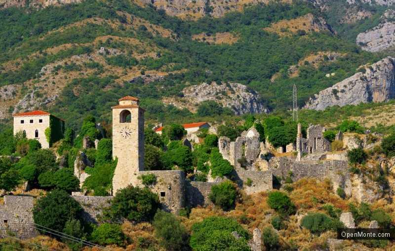 Отдых в Черногории: Города Бар в Черногории, фото
