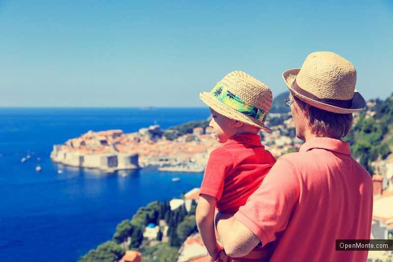 Их нравы: Брак с черногорцем