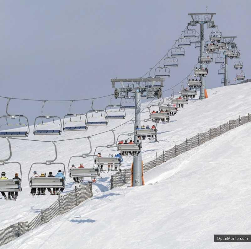 Новости Черногории: Уже начал свою работу лыжный центр в Колашине