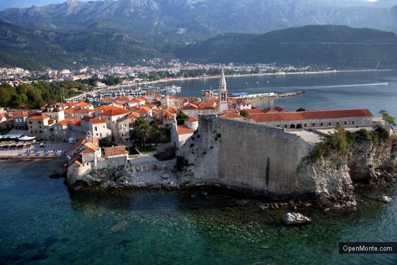 Отдых в Черногории: Будва — яркая звезда черногорского побережья