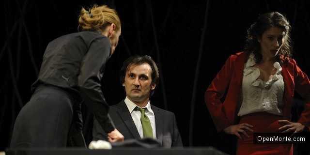 Люди Черногории: Симо Требешанин: «Театр — очень дорогая забава»