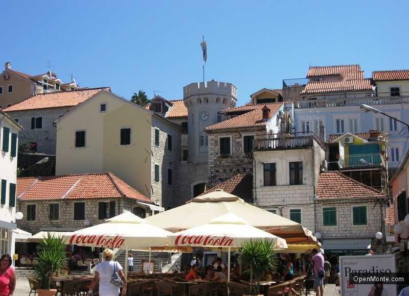 Новости Черногории: На площади Херцег-Нови появится новогодняя елка
