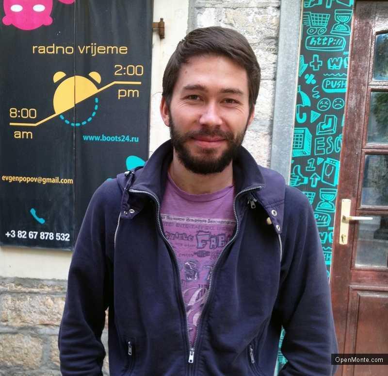 Люди Черногории: Евгений Попов: «В Черногории я иначе ощутил свободу»