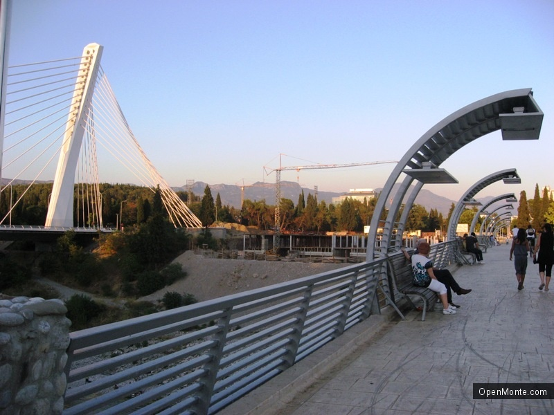 О Черногории: Неизведанная Подгорица, или Что посмотреть в столице Черногории