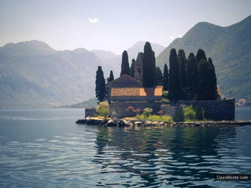 Черногорские рассказы: Тайна святого Георгия