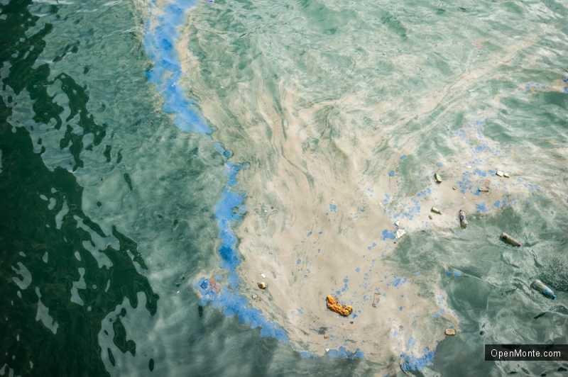 Новости Черногории: Загрязнение судном моря у Черногории обойдется ему в 40.000 евро