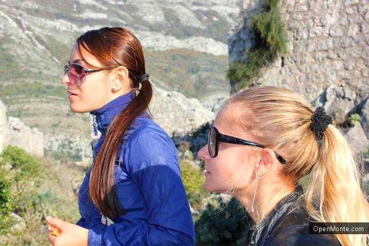 Фото Черногории: Восхождение к крепости Хай-Нехай 16 ноября - фотопост