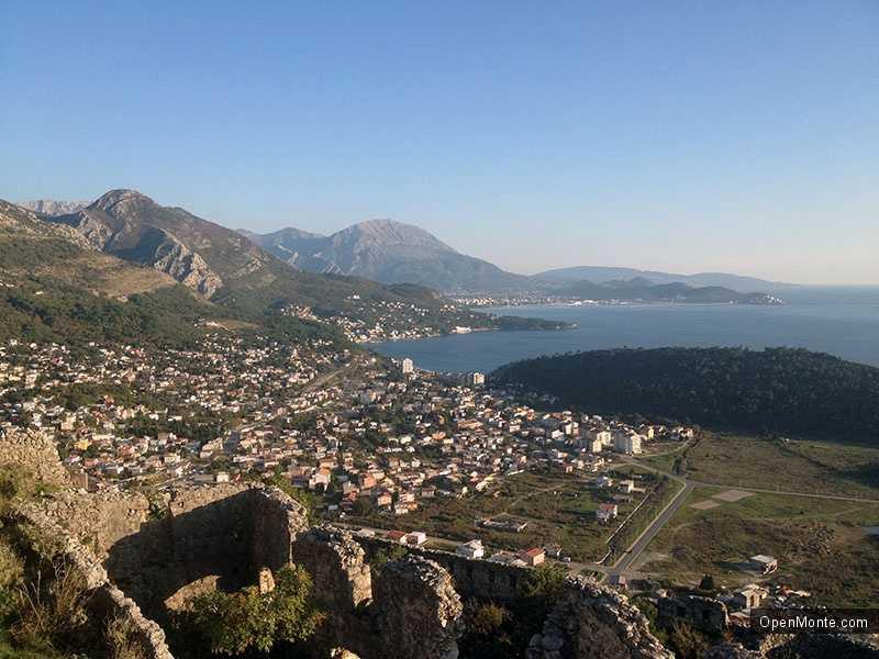 Фото Черногории: Восхождение к крепости Хай-Нехай 16.11.2013