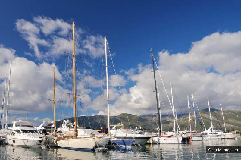 Новости Черногории: В Порто Монтенегро подготовлены новые программы яхтинга