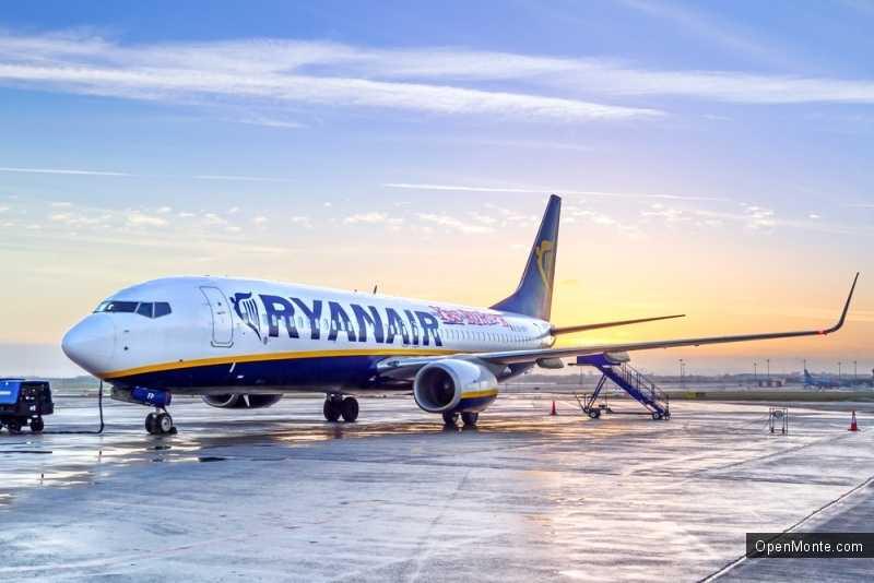 Новости Черногории: Ryanair в следующем году введет новые рейсы из Черногории