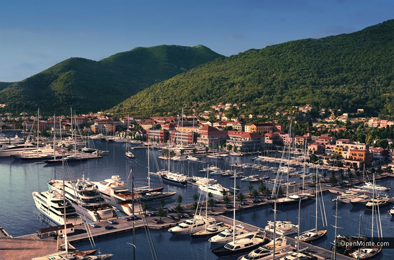 Новости Черногории: Порто Монтенегро: в ноябре гостям скучать не придется