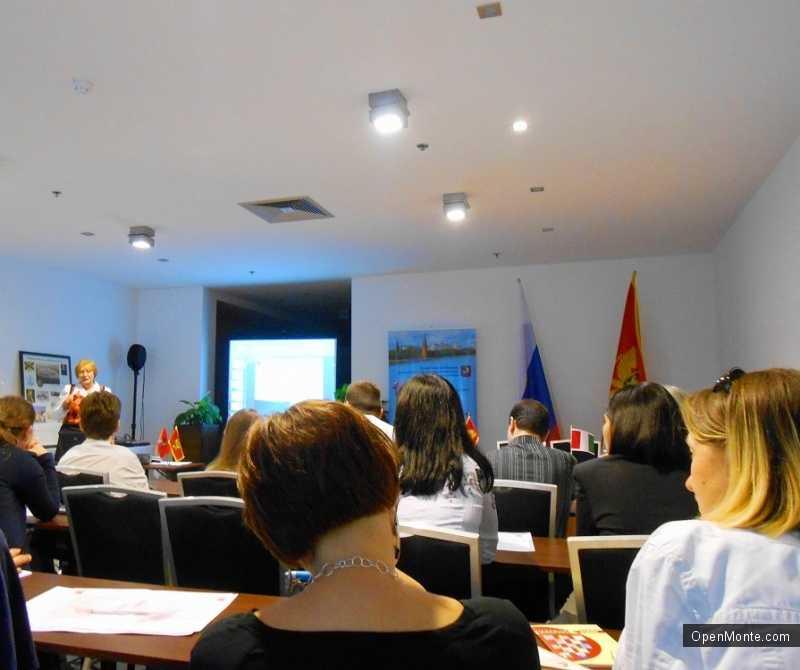 Проживание в Черногории: В Будве состоялась конференция по поддержке и сохранению русского языка