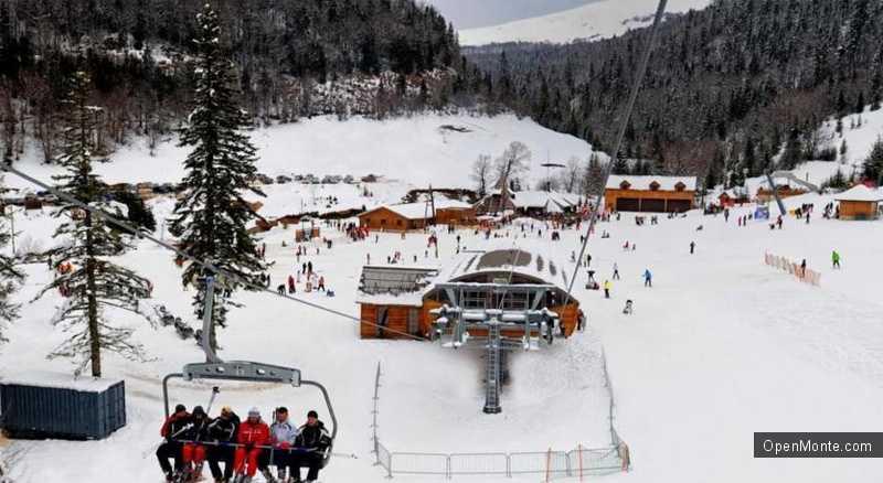Новости Черногории: В Колашине и Биело-Поле появятся новые канатные дороги