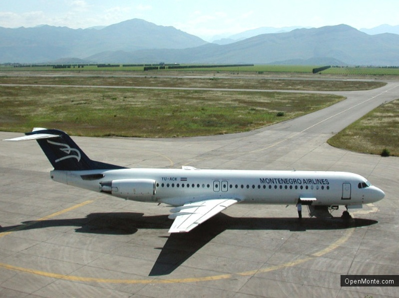 Новости Черногории: В самолетах Montenegro Airlines угостят блюдами национальной кухни