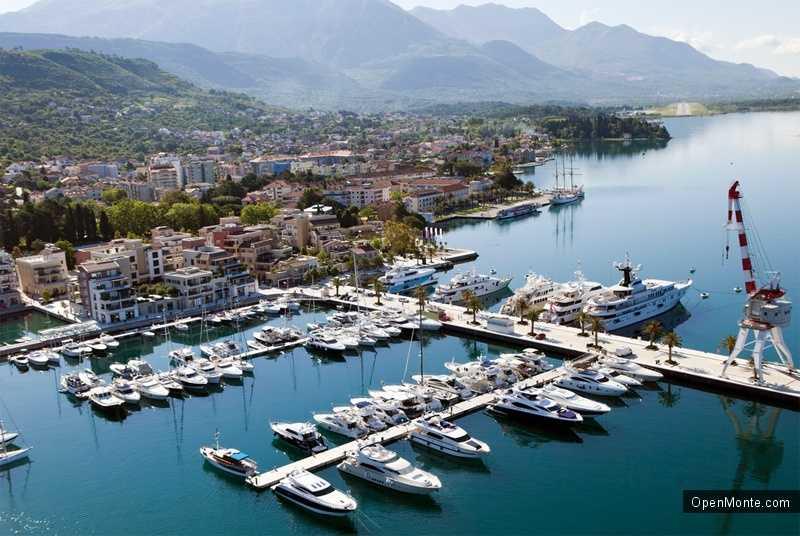 Новости Черногории: В Черногории будет введен туристический сбор для владельцев яхт