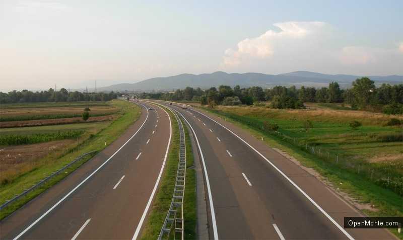 Новости Черногории: Строительство автомагистрали в Черногории откладывается