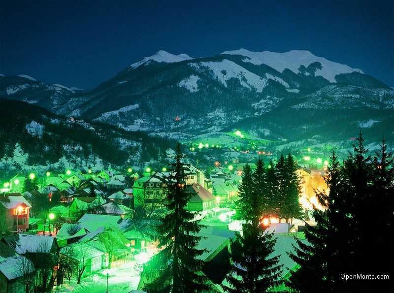 Новости Черногории: Колашин готовится к зимнему туристическому сезону