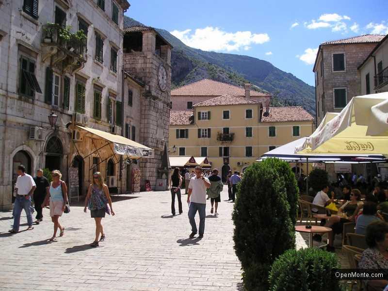 Новости Черногории: Экскурсии в Котор пользуются спросом и в бархатный сезон