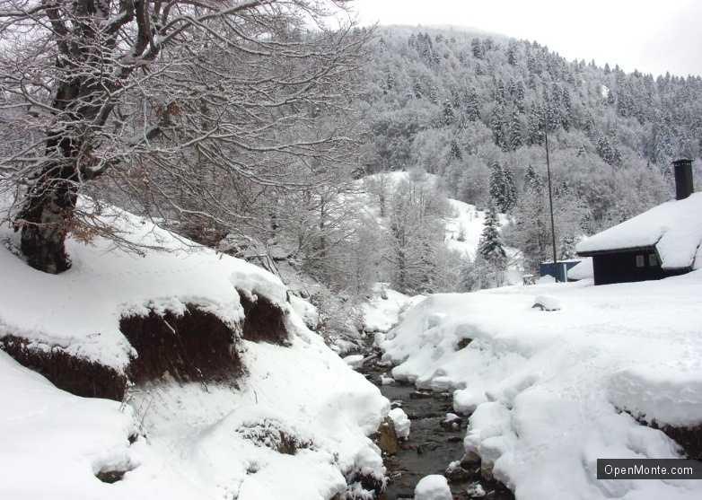 Отдых в Черногории: фото Черногории зимой