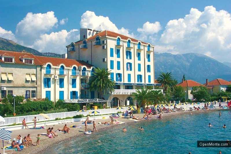 Новости Черногории: Владельцы отелей в Черногории не слишком довольны сезоном