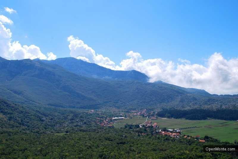 О Черногории: Природа Черногории