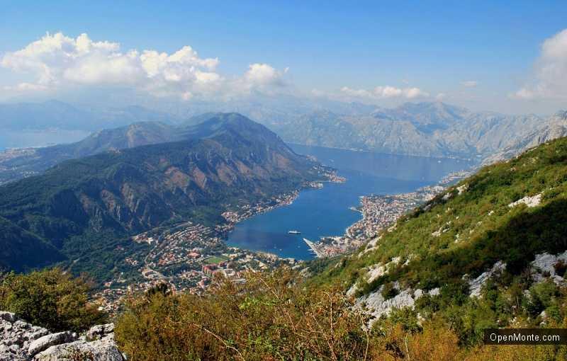 О Черногории: Виды природы Черногории