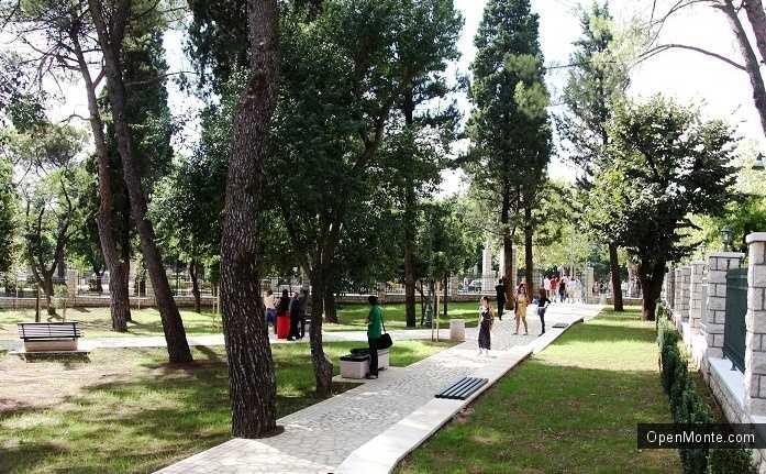 Новости Черногории: Новый парк в Подгорице порадует горожан бесплатным интернетом