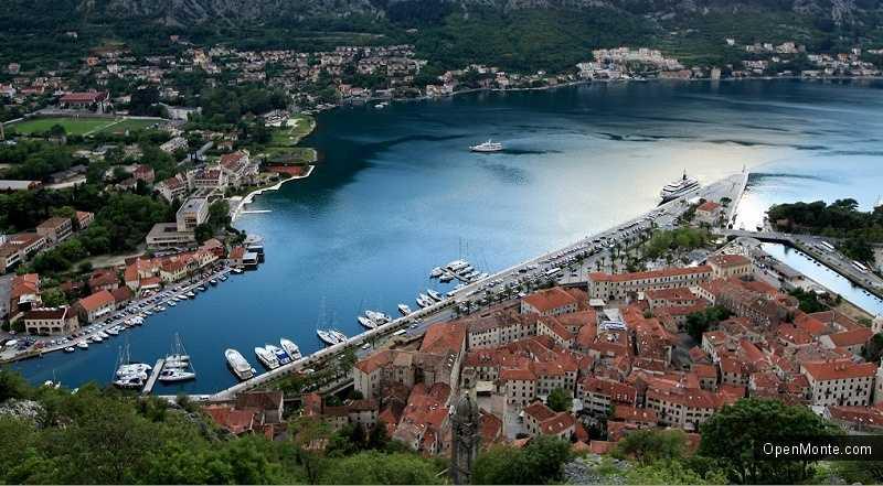 Новости Черногории: Жителей Санта-Барбары ждет гостеприимный Котор
