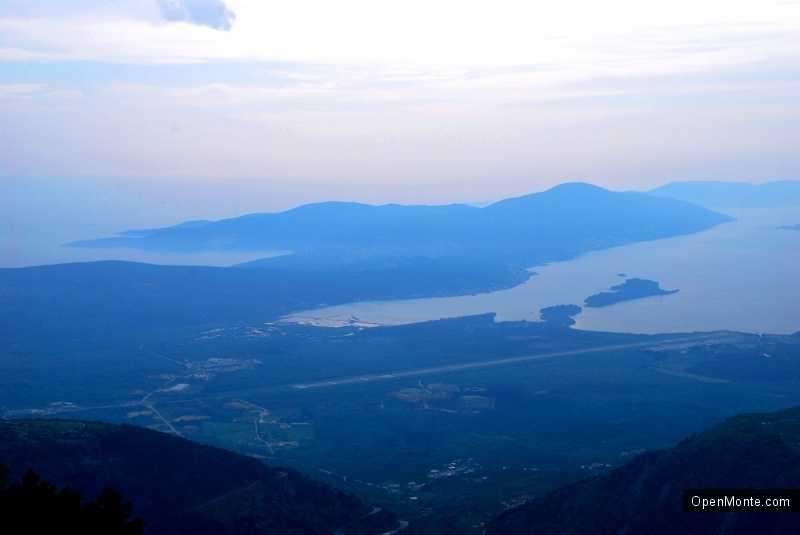 Отдых в Черногории: полуостров Луштица в Черногории