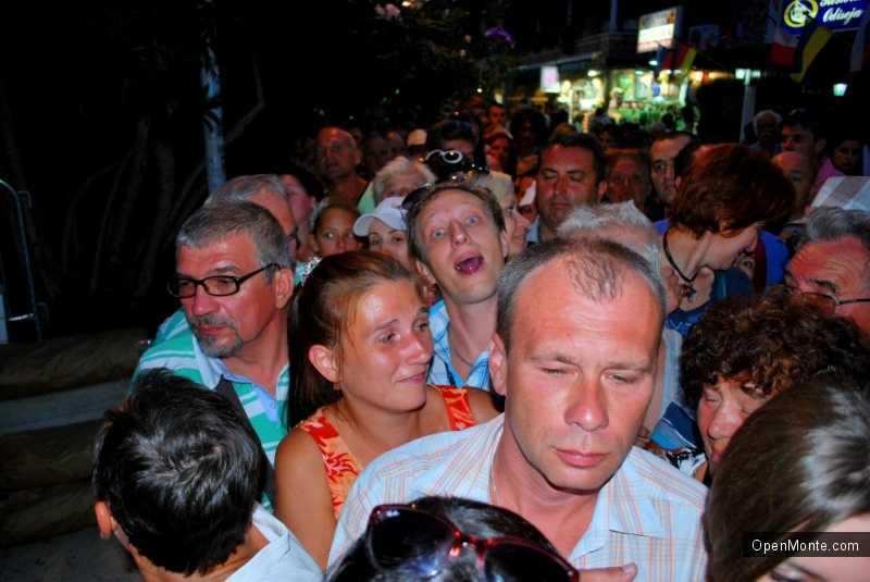 Фото Черногории: Петровачка ночь ― 2013