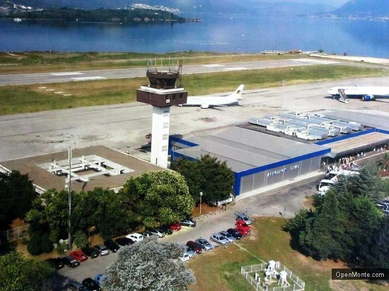 Новости Черногории: Август для аэропорта Тивата отмечен рекордом