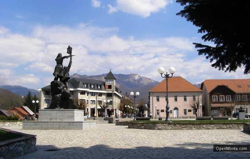 Новости Черногории: Колашин станет комплексом для подготовки спортсменов