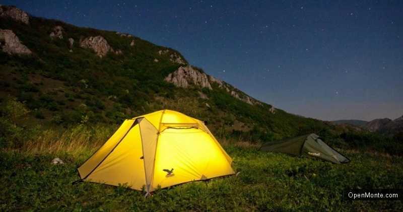 Отдых в Черногории: отдых дикарями в Черногории
